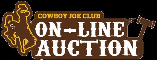 Cowboy Joe Club Online Auction
